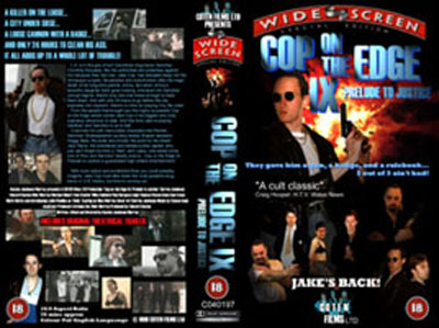 Cop on the Edge IX: Video Cover (Final)