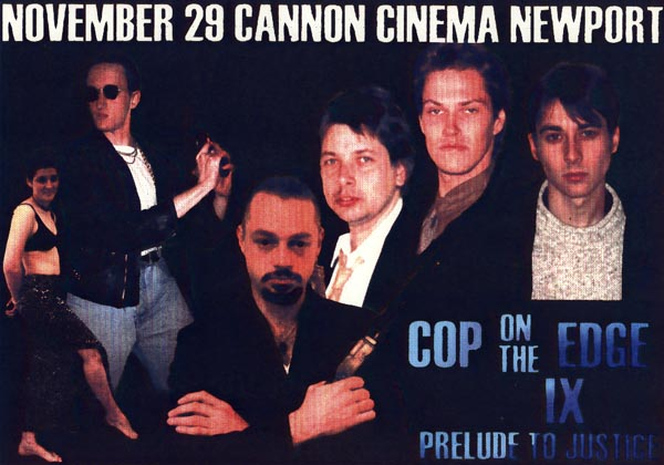 Cinema Poster v2